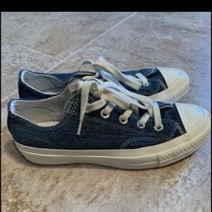 Converse Recycled Denim Chuck Taylor Sneakers